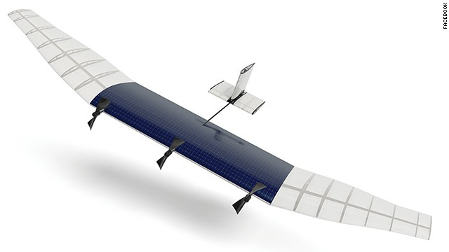 Photo of Facebook looks to drones, lasers and satellites for Internet access