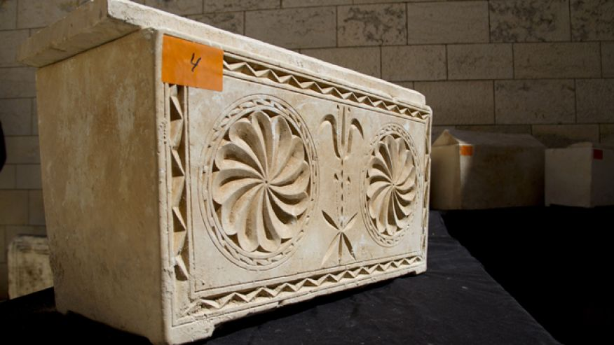 Photo of Israel uncovers ancient burial boxes dating back to time of Jesus