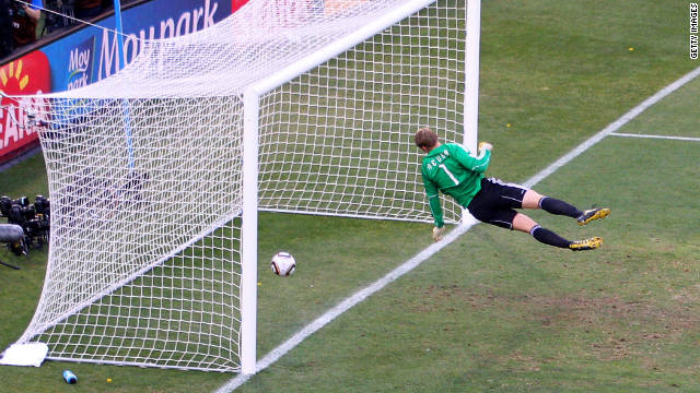 Photo of New technology aims to rid World Cup of 'ghost goals'