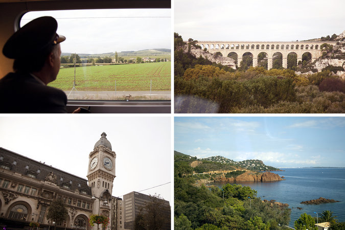 Photo of A Writing Retreat by Rail, From Paris to the Côte d'Azur