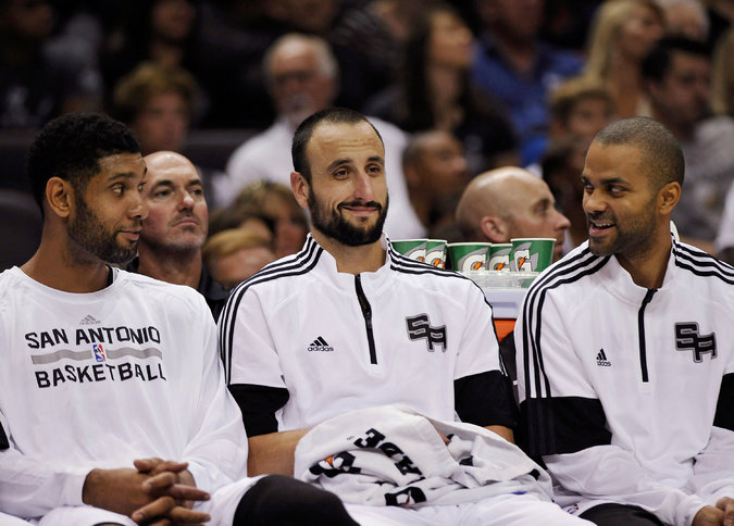 Photo of Major Changes, but Not for the Spurs