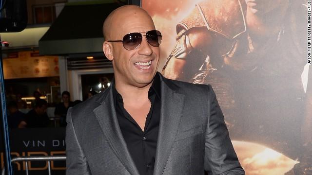 Photo of Vin Diesel suggests he may be in Marvel's 'Inhumans'