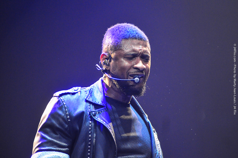 Photo of Usher Celebrates 20 years in the Business With the UR Experience in Orlando