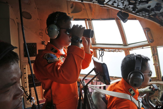 Photo of Missing AirAsia Plane Likely 'At The Bottom Of The Sea'
