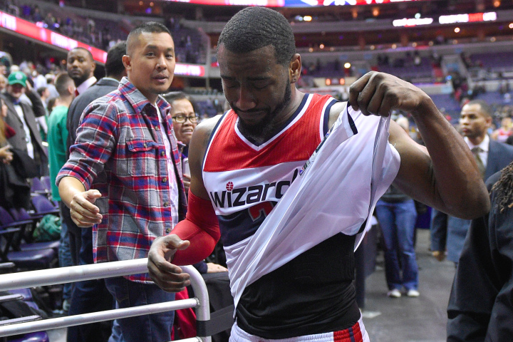 Photo of John Wall's heartbreaking tribute to 6-year-old friend