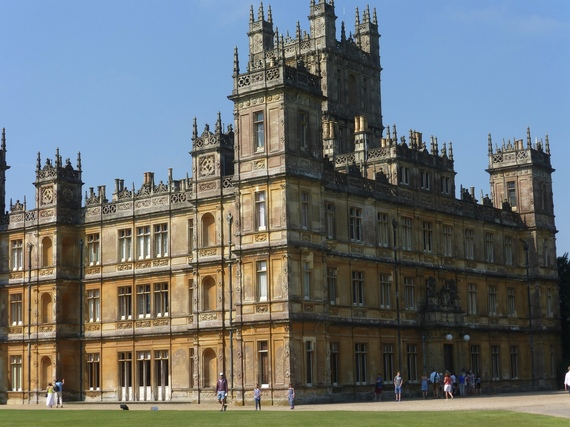Photo of Jessica Fellowes Goes Behind the Scenes of <i>Downton Abbey</i>