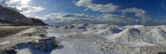Photo of The Winter Shore: Beautiful But Potentially Deadly