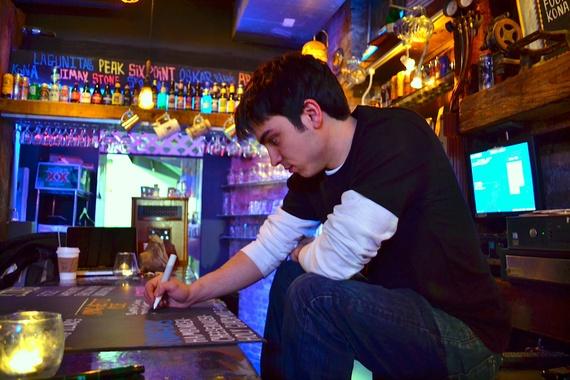 Photo of Greg Nardello: Millennial Entrepreneur Making Moves On St. Mark's
