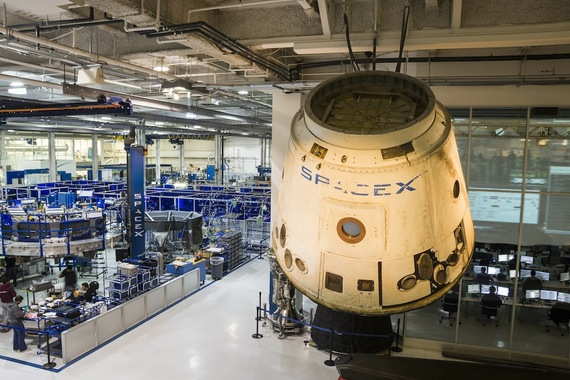 Photo of SpaceX Continues to Deliver the Goods for America
