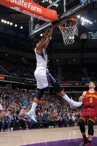 Photo of Kings Rout Cavaliers Withtout LeBron