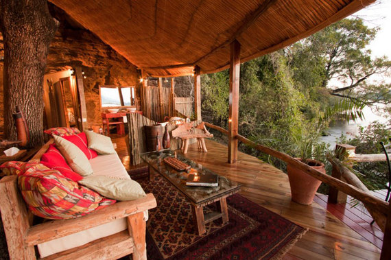 Photo of Hotels with Height: The World's Ten Best Treetop Stays
