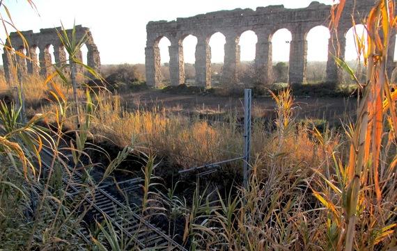Photo of Rome Journal: Aqueduct Park