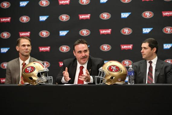 Photo of 49ers Introduce 19th Head Coach