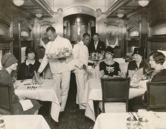 Photo of Civilized Travel by Rail