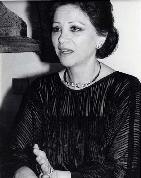 Photo of First Lady of Arab Cinema, Faten Hamama, RIP