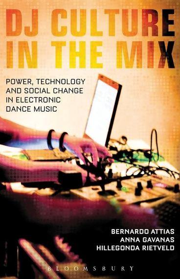 Photo of <i>DJ Culture in the Mix</i>: An Interview with Book Co-Editor Bernardo Attias