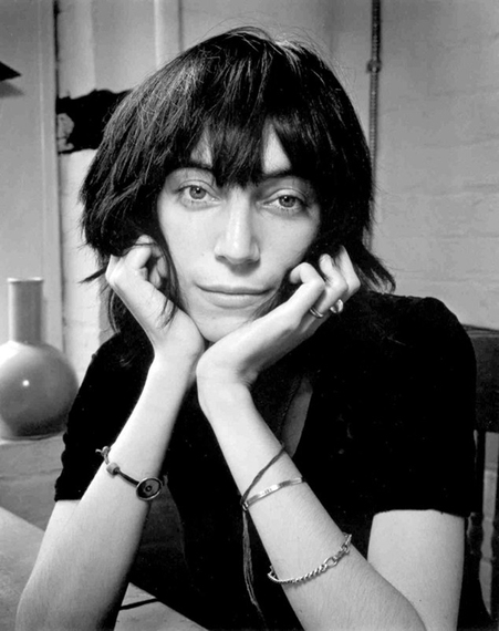 Photo of Channeling Patti Smith