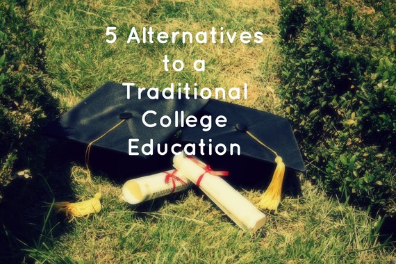 Photo of 5 Alternatives to a Traditional College Education