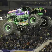 Photo of What it Takes to Drive Grave Digger