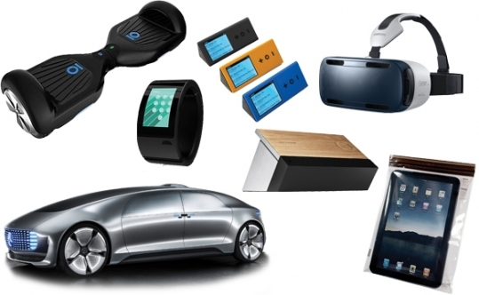 Photo of Many Small Steps for a Man, Giant Leaps for Tech: CES 2015 Highlights