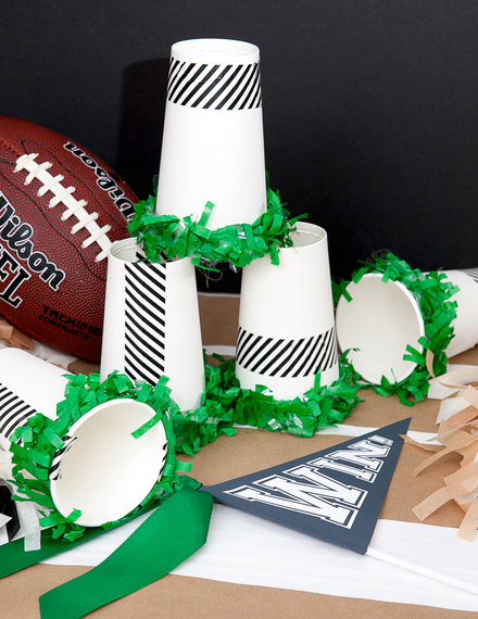 Photo of 12 Victorious DIY's to Get Your House in Shape for Game Day