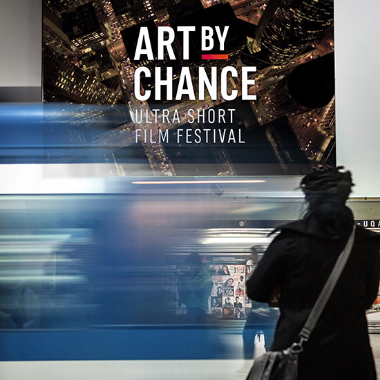 "Photo of ""Art By Chance"" Film Festival Screens Worldwide"