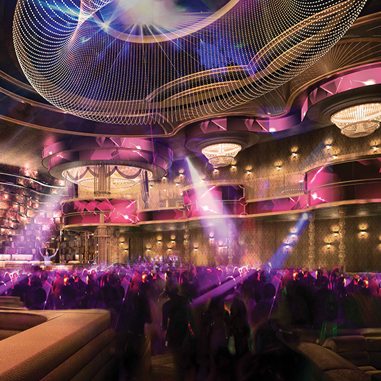 Photo of Over-The-Top Omnia Nightclub Comes to The Strip This Spring