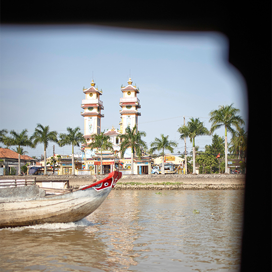 Photo of A New River Cruise Opens Up Remote Southeast Asia