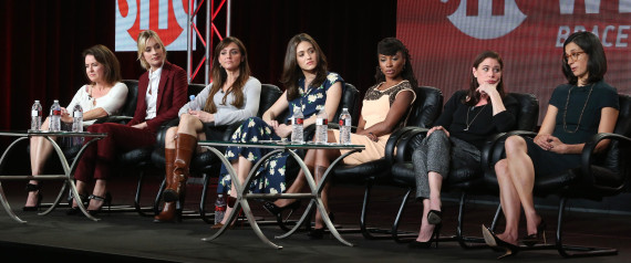 Photo of All-Women Panel Talks TV Sex Scenes And The Problem With 'Strong Female Characters'