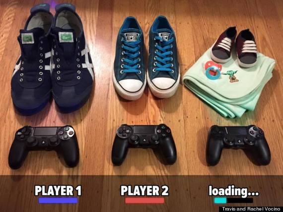 Photo of The Ultimate Gamer Way To Announce A Pregnancy