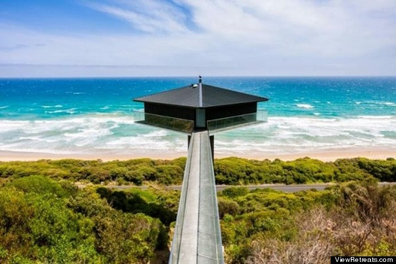 Photo of The Most Extreme Rental Home EVER Is In Australia, Of Course