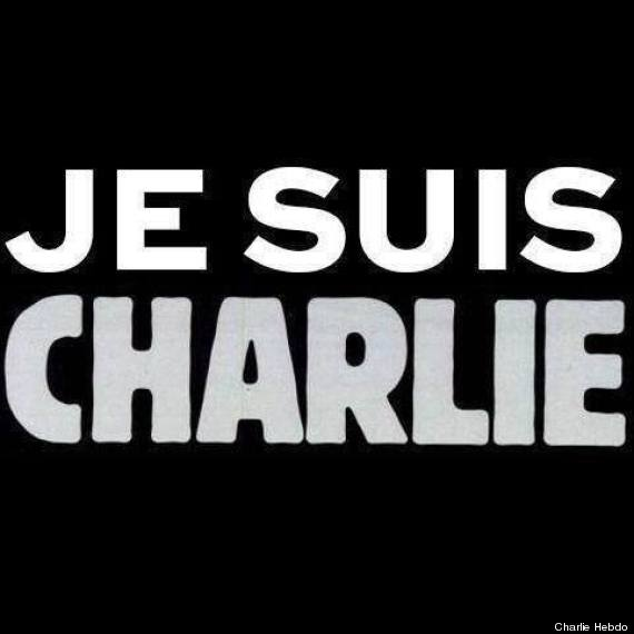 Photo of #JeSuisCharlie Hashtag Is A Message Of Solidarity After Charlie Hebdo Shooting