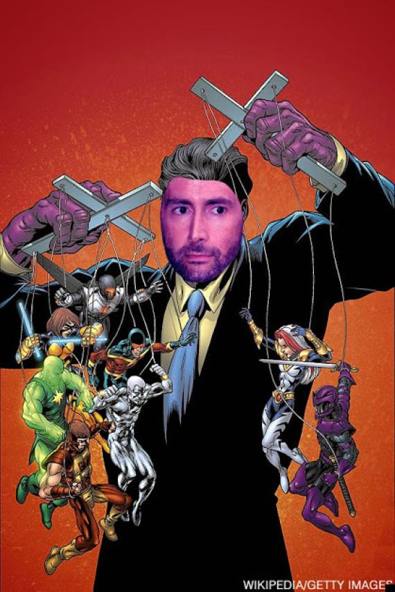Photo of David Tennant Is Your New Marvel Villain In Netflix's 'Jessica Jones'