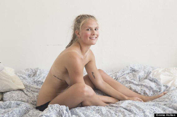 Photo of Danish Activist Emma Holten Is Sharing Nude Photos To Combat Revenge Porn