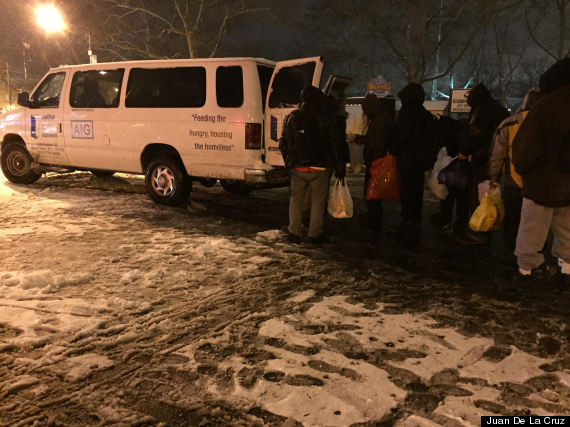 Photo of A Blizzard Couldn't Stop These People From Helping Those In Need