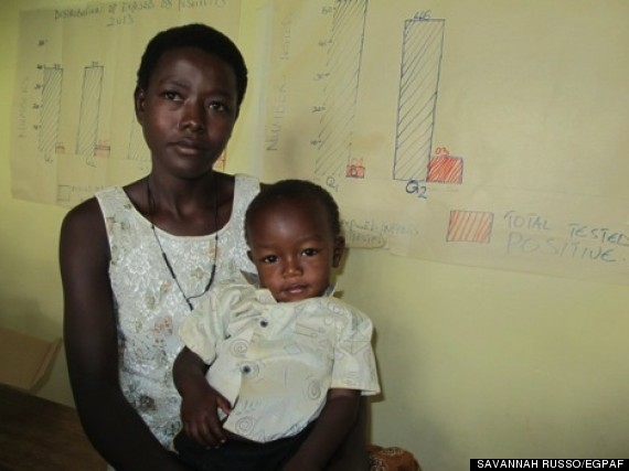 Photo of Family Support Groups Foster Hope in Uganda