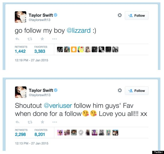 Photo of Taylor Swift's Twitter And Instagram Accounts Were Hacked, But Everything Is Going To Be OK