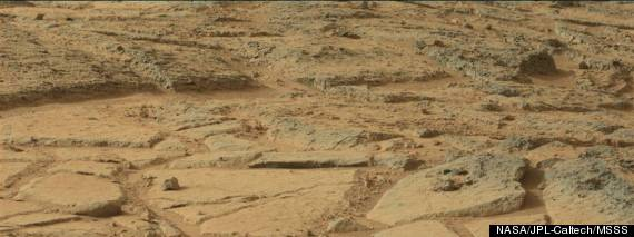 Photo of Scientist Sees Possible Signs Of Ancient Life On Mars In Rover Photos