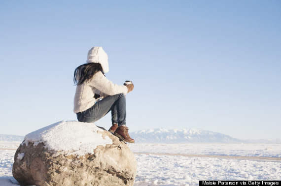 Photo of 8 Ways Snow Makes You A Happier Person