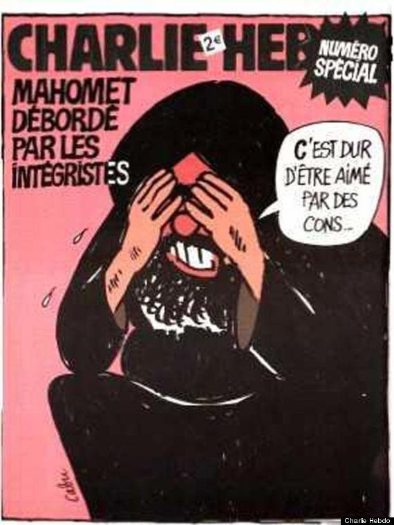 Photo of Charlie Hebdo's Most Controversial Political Cartoons
