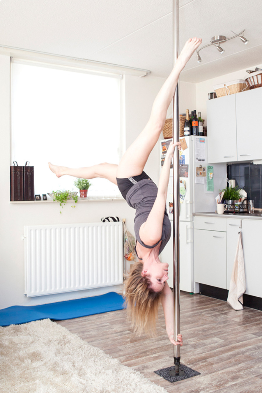 Photo of Welcome To The Competitive World Of Pole Dancing, Your New Favorite Sport