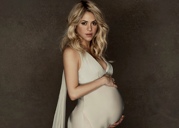Photo of Shakira Unveils Gorgeous Pregnancy Pics To Raise Funds For Families In Need Worldwide