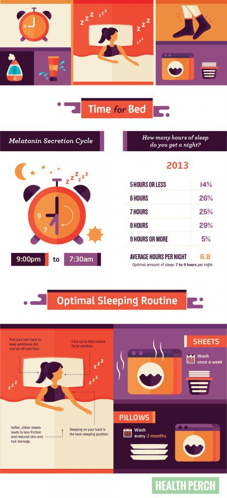 Photo of INFOGRAPHIC: Get the Best Beauty Sleep Ever