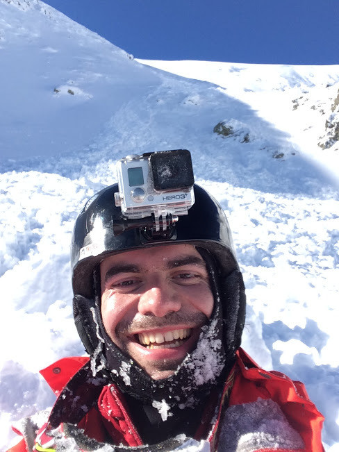 Photo of Snowboarder Survives Avalanche, Captures The Experience In Terrifying Footage