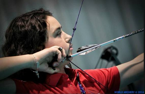 Photo of Bee Successful: How One Young Woman Excels at Archery