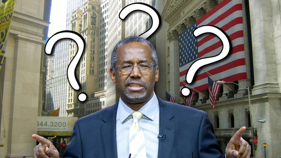 Photo of Ben Carson Doesn't Understand Bank Loans