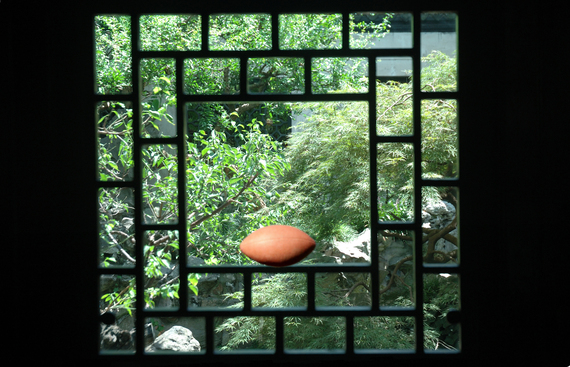 Photo of How a Non-Fanatic Female Found Football Zen During the Super Bowl