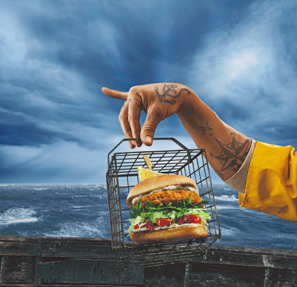 Photo of Red Robin Will Give Out Free Crab Cakes If The Pope Stops By For A Bite