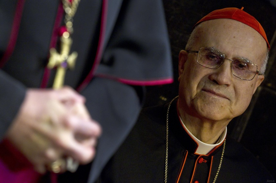 Photo of Exclusive: Meet Cardinal Tarcisio Bertone, Pope Francis' Former Secretary Of State