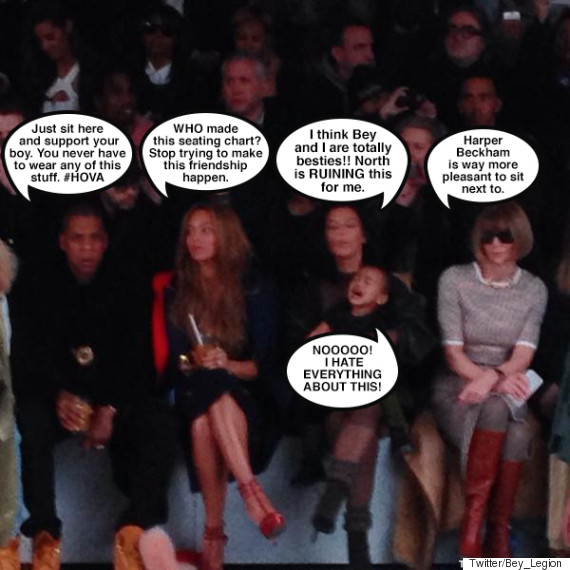 Photo of Here's What Everyone Is Thinking At Kanye West's Adidas Show